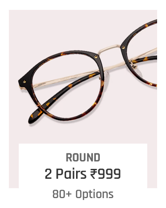 ceec7d1a54ef8 Eyeglasses Online: Buy Latest Glasses Frames, Spectacles & Chashma ...