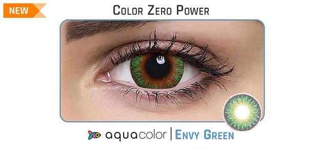 Aqualens_CandyPack 2LP Aquacolor Envy Green