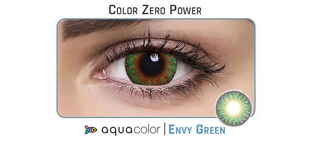 Aquacolor_Dailies 10LP Aquacolor Envy Green