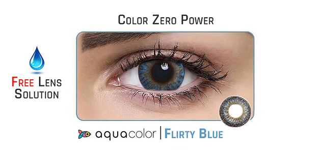 Aquacolor  Flirty Blue