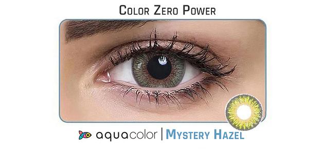 Aquacolor  Mystery Hazel