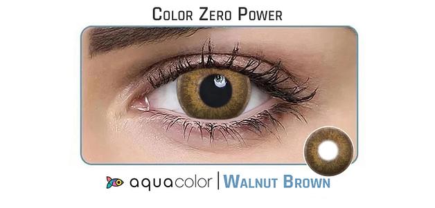 Aquacolor  Walnut Brown Dailies Color