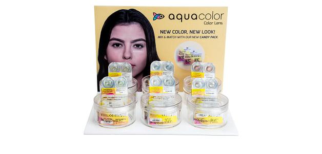Aquacolor  Candy Jar Set ( ACJS)