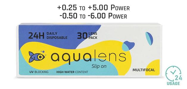 Aqualens  Dailies