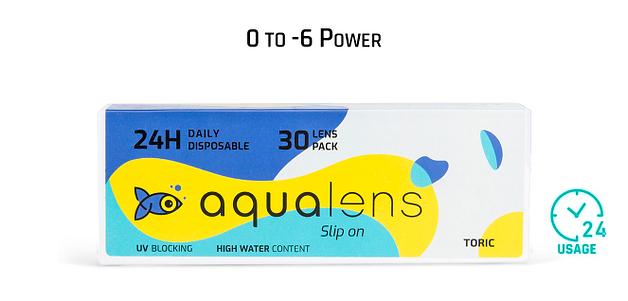Aqualens  24 H Daily
