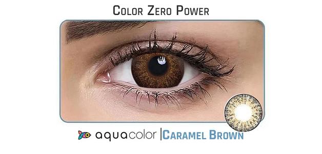 Aquacolor_Monthly 2LP Aquacolor Caramel Brown