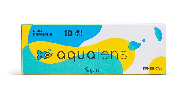Aqualens_Dailies 10LP Aqualens Daily Disposable