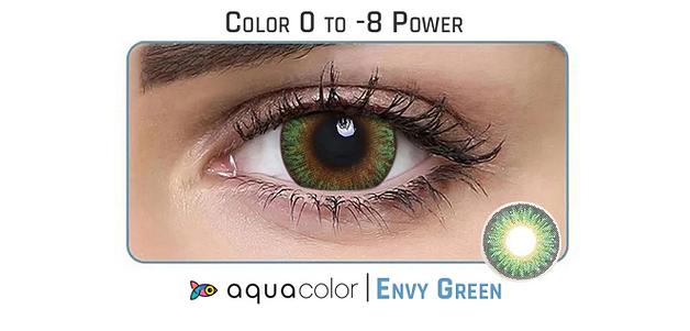 Aquacolor  Envy Green