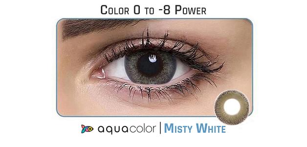 Aquacolor  Misty White