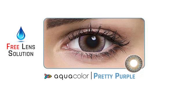 Aquacolor  Pretty Purple