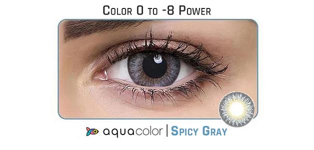 Aquacolor  Spicy Gray