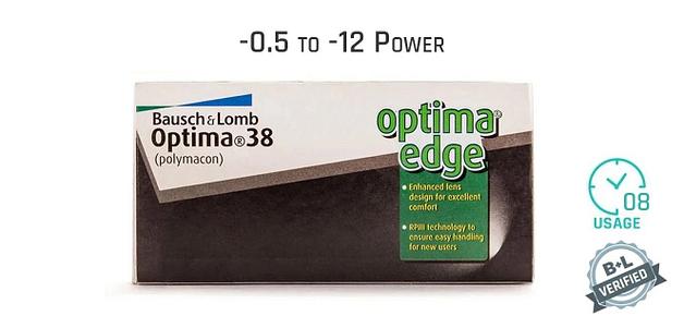 Bausch & Lomb Optima 38