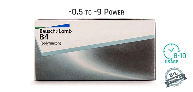 Bausch & Lomb Daily Wear Conventional 1 Lens