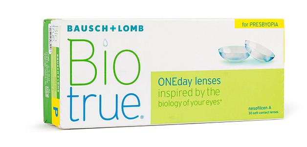 Bausch & Lomb  Bio True One day Lens