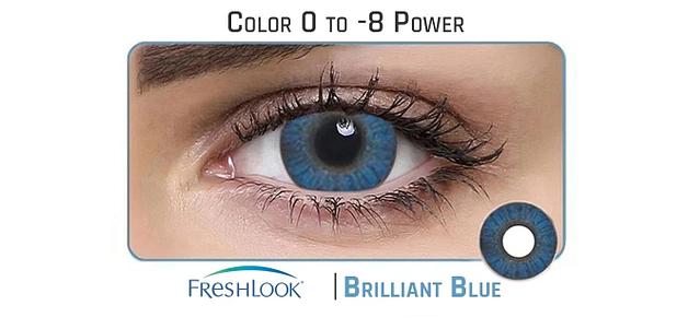 Freshlook  Brilliant Blue