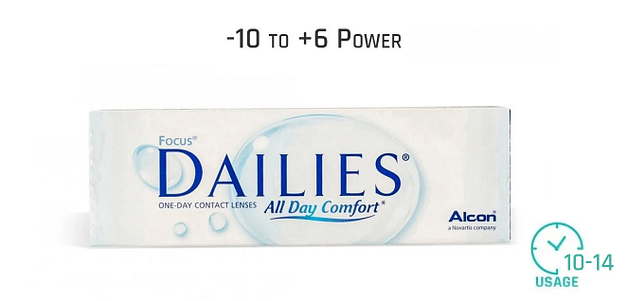 Alcon Focus Dailies