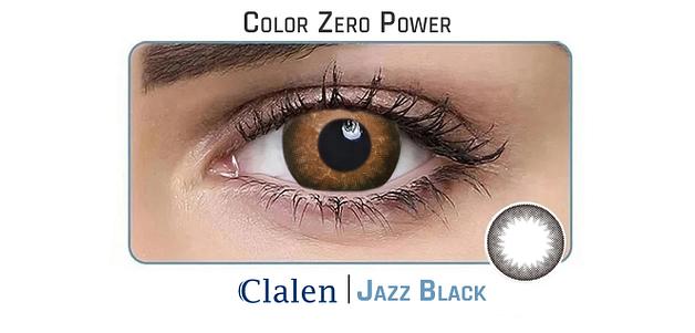 Clalen Iris  Jazz Black