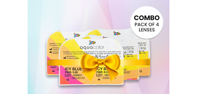Aquacolor Color Daily Candy Pack Combo 1