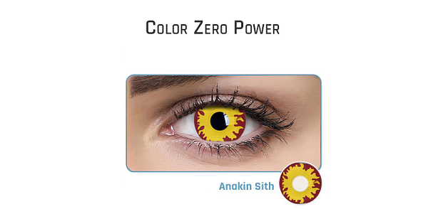 Colour Perfection Anakin Sith Crazy