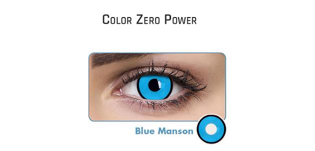 Colour Perfection Blue Manson Crazy