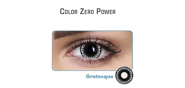 Colour Perfection Grotesque Crazy Crazy