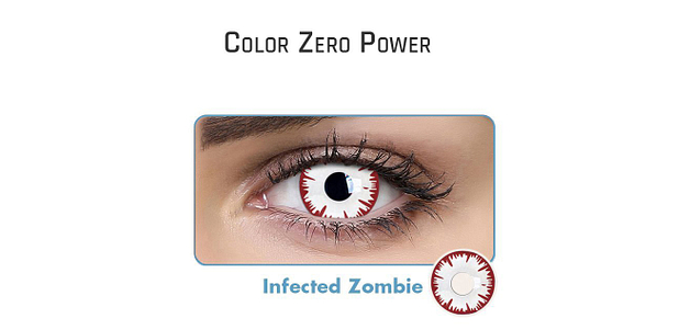 Colour Perfection Infected Zombie Crazy